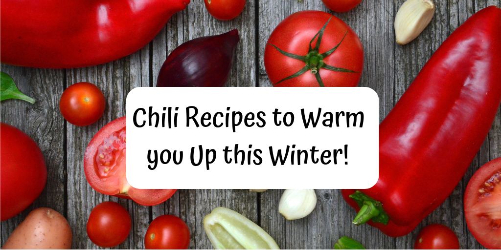 Nothing screams for a delicious, hot bowl of chili than the cold Dallas evening. Treat yourself, friends and fmaily to our favorite winter chili recipes (and thank us later!)