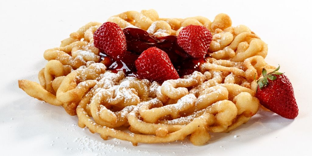 The holidays are for treats! Take a trip to Dallas' funnel cake paradise! Funnel Cake Paradise boasts over 200 different flavors, ranging from Red Velvet to Brownie Surprise and everything in between.